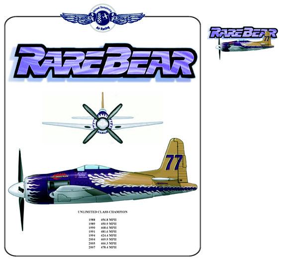 Rare Bear