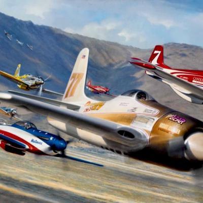 Réno  Névada - Gold Air Race