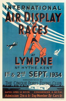 Races Lympne 1934