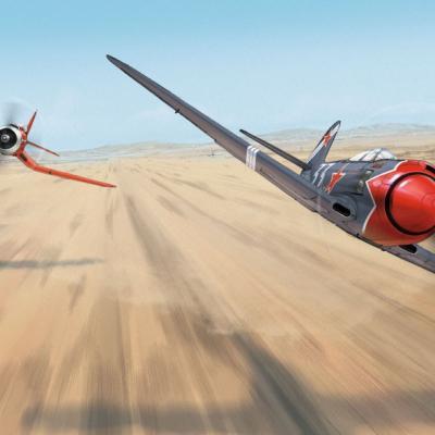 Corsair F2G2 & Yack