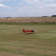 Mr Pivetta au décollage