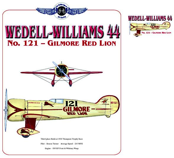 Wedell Gilmore.N°121