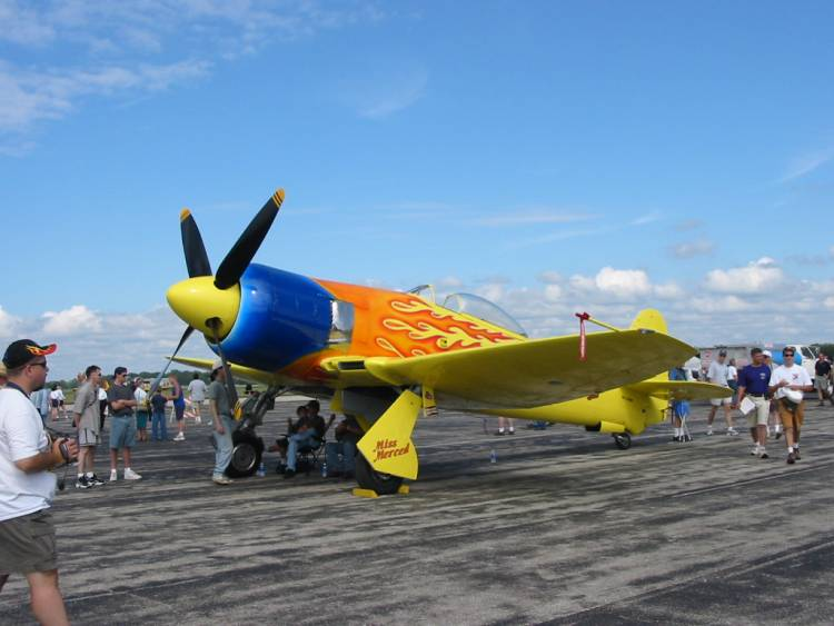 Hawker - Sea fury