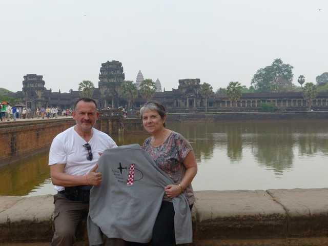 Cambodge Angkor-Mai 2016