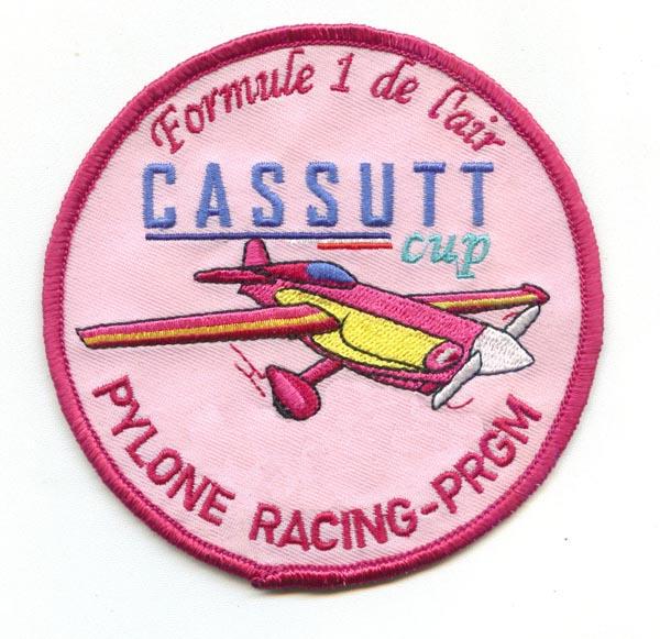 Ecusson Cassutt Cup
