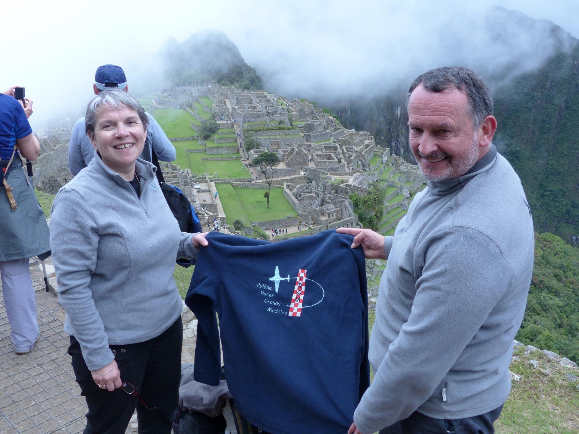Pérou  Maccu Picchu 2017