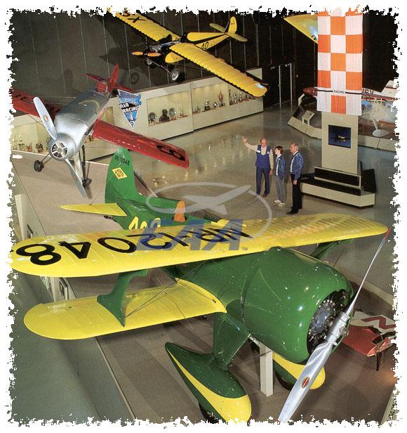 Les  avions de l'age  d'or en couleur
